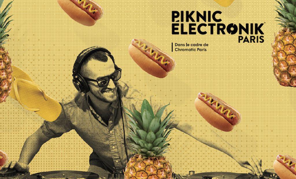 Le Piknic Electronik débarque en France