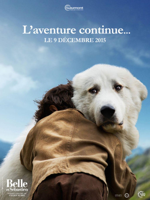 Le retour au cinéma du chien le plus célèbre de France.