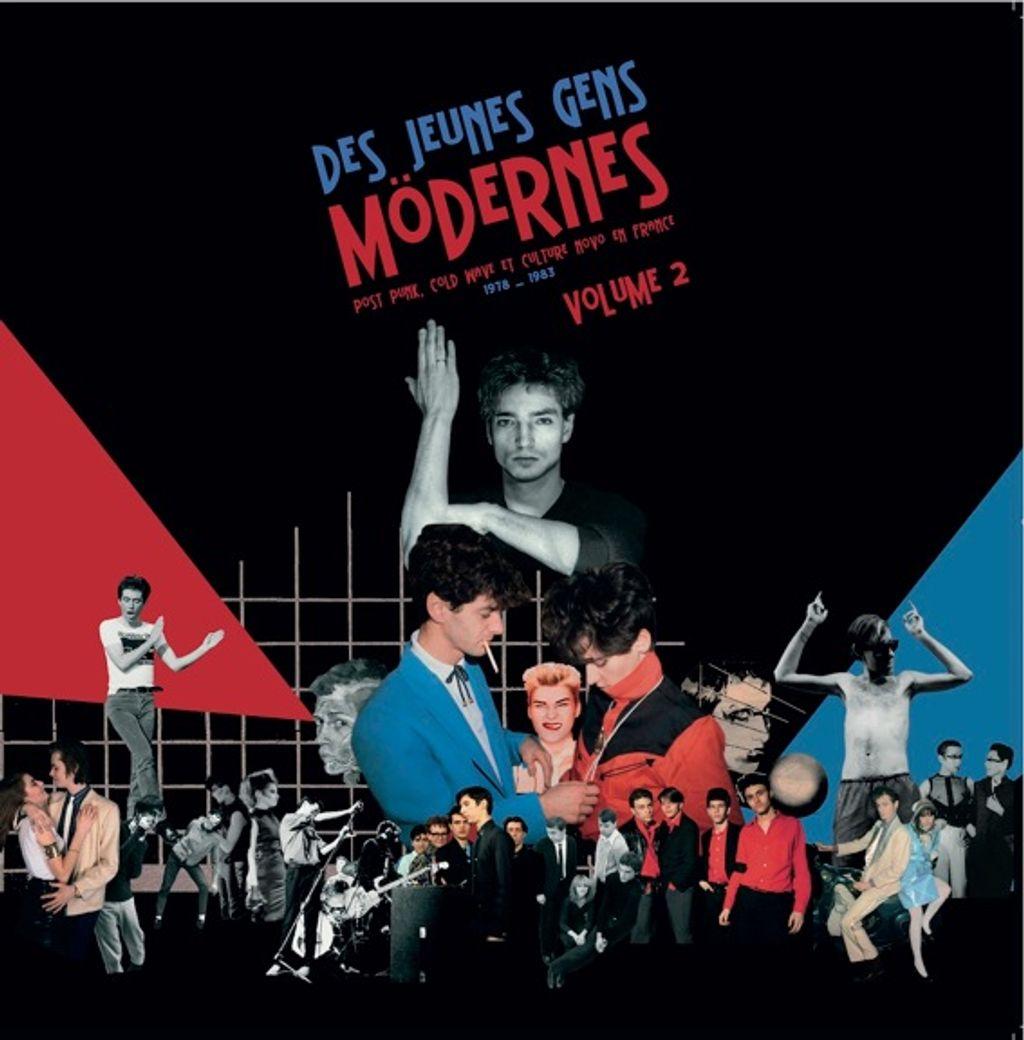 """Le volume 2 de la compilation """"Des Jeunes Gens Mödernes"""""""