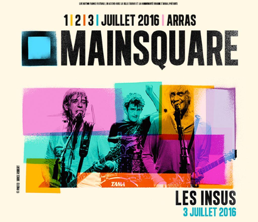 Les 15 artistes que je rêve de voir cette année au Main Square Festival