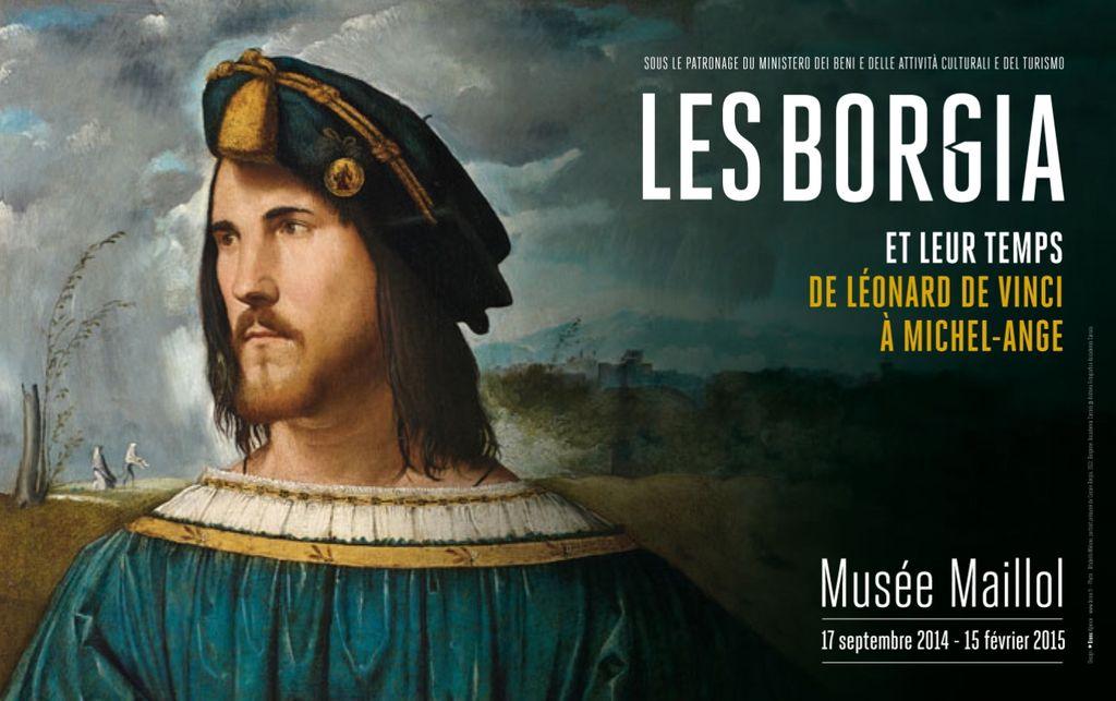 Les Borgia au musée Maillol, pourquoi on y va ?