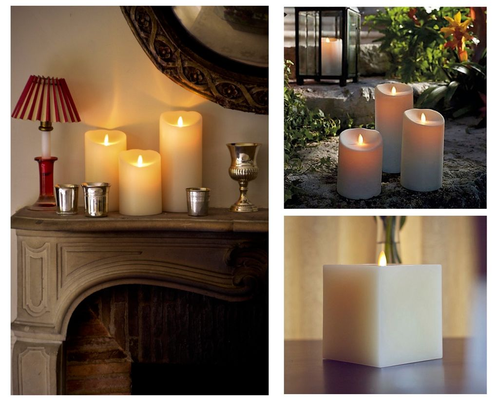 Les bougies à LED bluffantes de Smart Candle apportent de la magie à nos intérieurs !