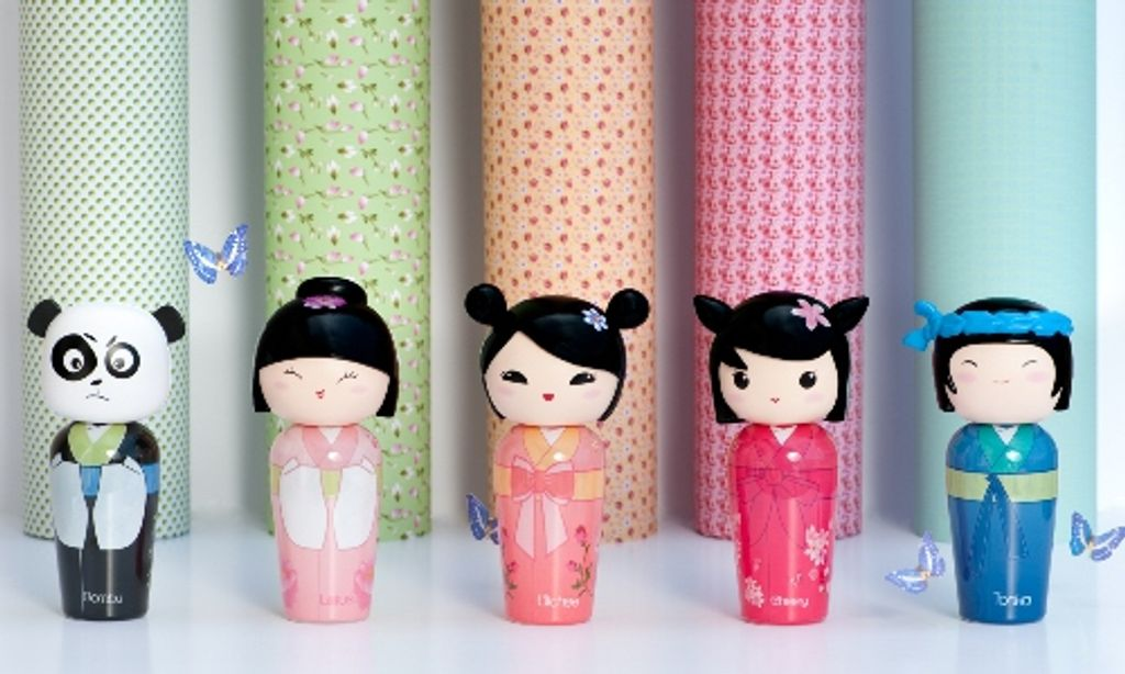 Les parfums Kokeshi pour enfants
