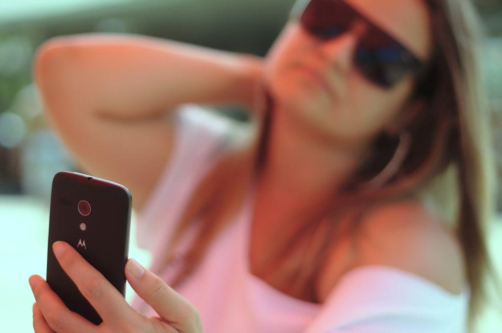 Les sexy selfies, une idée pour pimenter sa relation