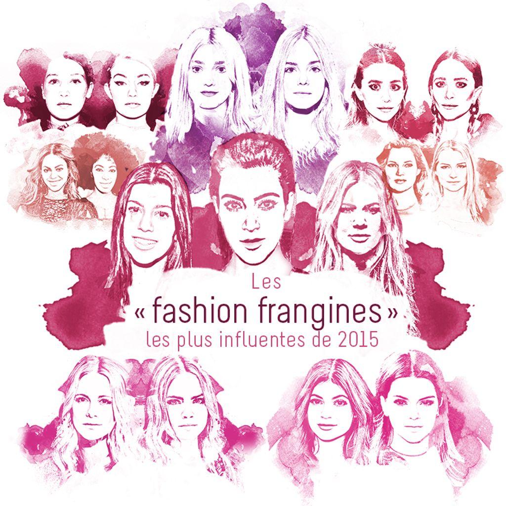 Les soeurs mode les plus influentes de 2015 sont...