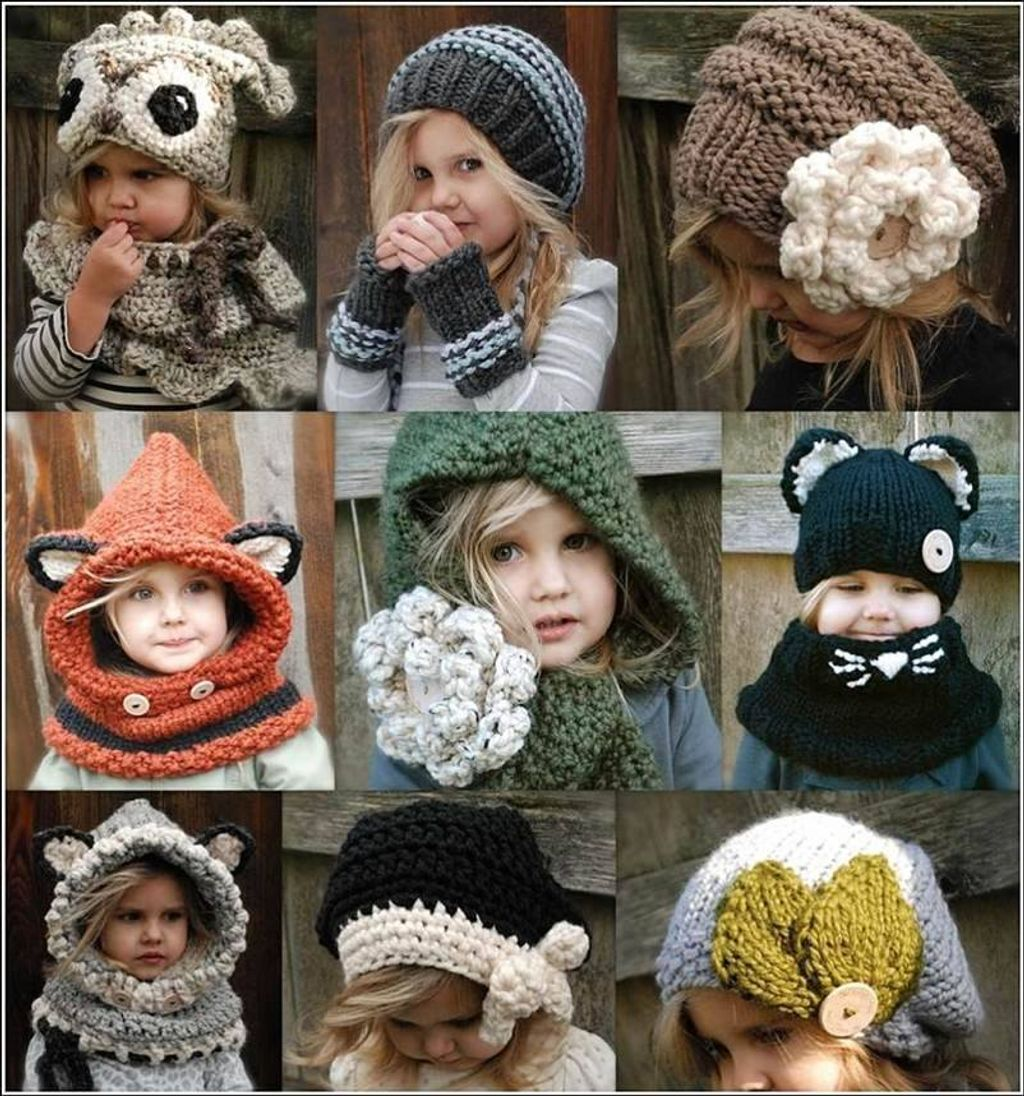 """Les tricots """"so cute"""" de The Velvet Acorn"""