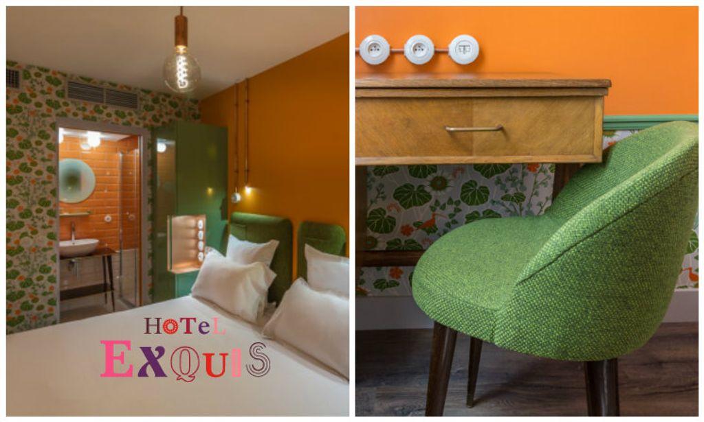 L'hôtel Exquis, nouvelle pépite insolite où dormir !