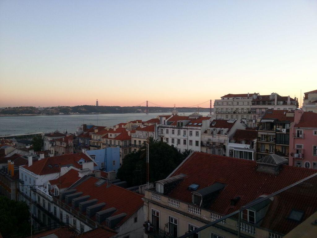 Lisboa... son coeur bat en moi
