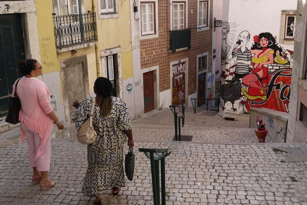 Lisbonne, la solaire