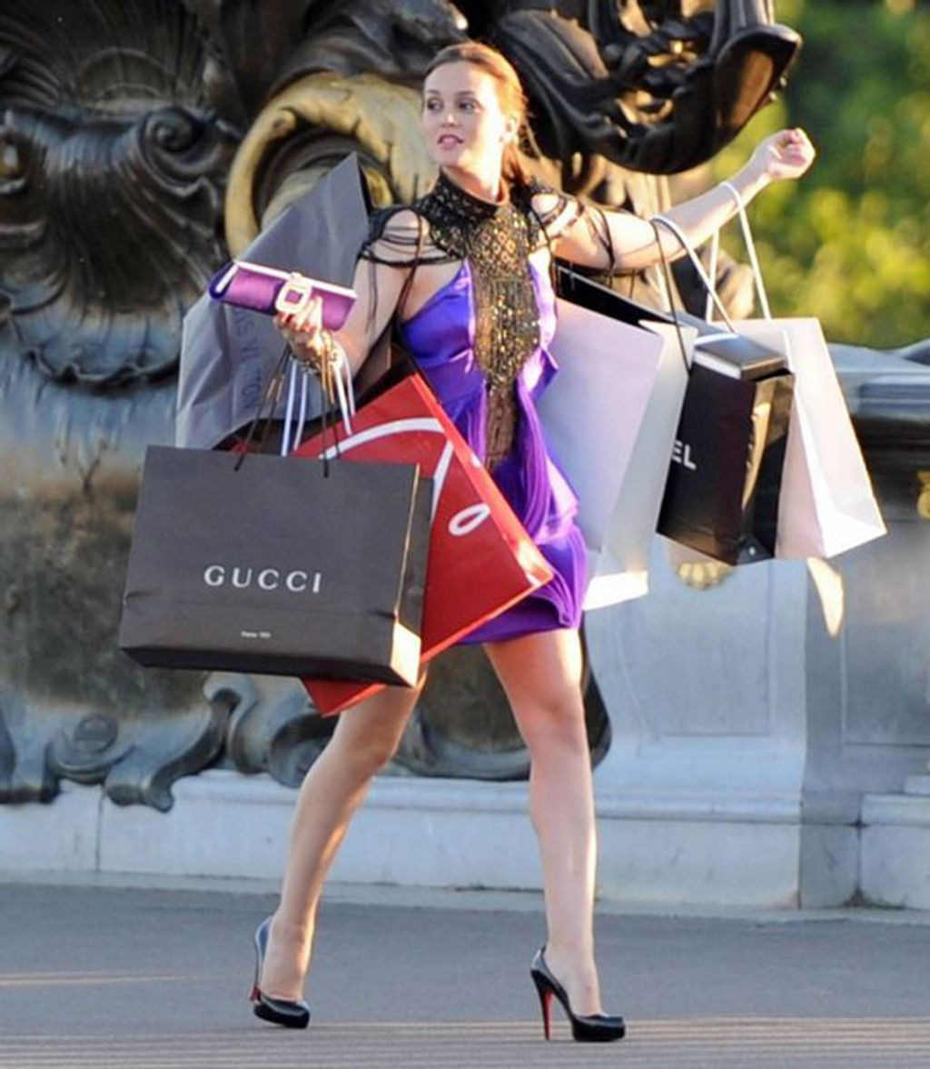 Ma tenue idéale pour une séance de shopping automnale