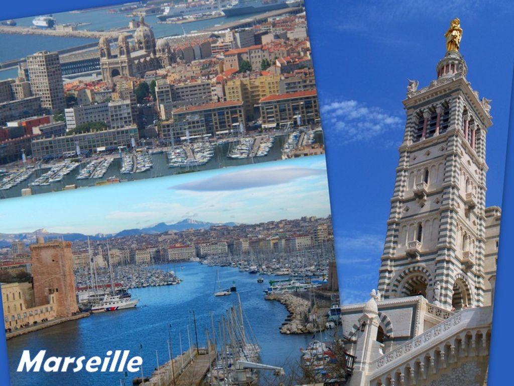 Marseille, plus belle ma ville