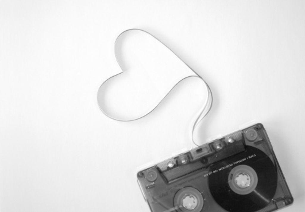 Mes 5 morceaux pour une playlist Love Love Love