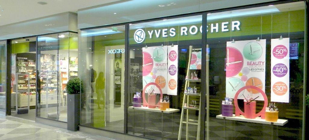 Mes produits de beauté Yves Rocher préférés