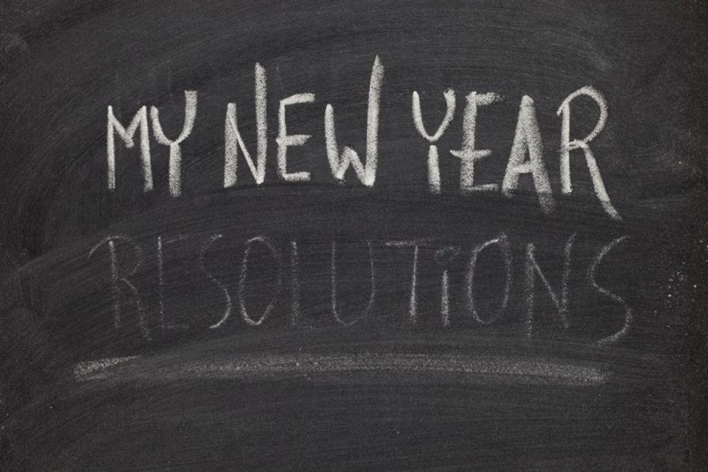 Mes résolutions 2015