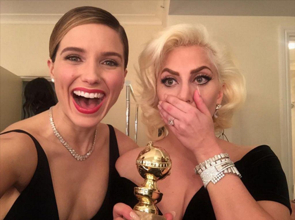 Dans les coulisses des Goldens Globes