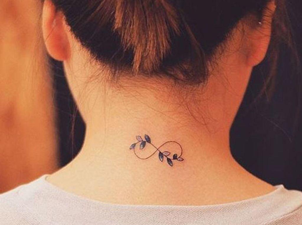Vu sur Pinterest : les plus beaux mini tatoo