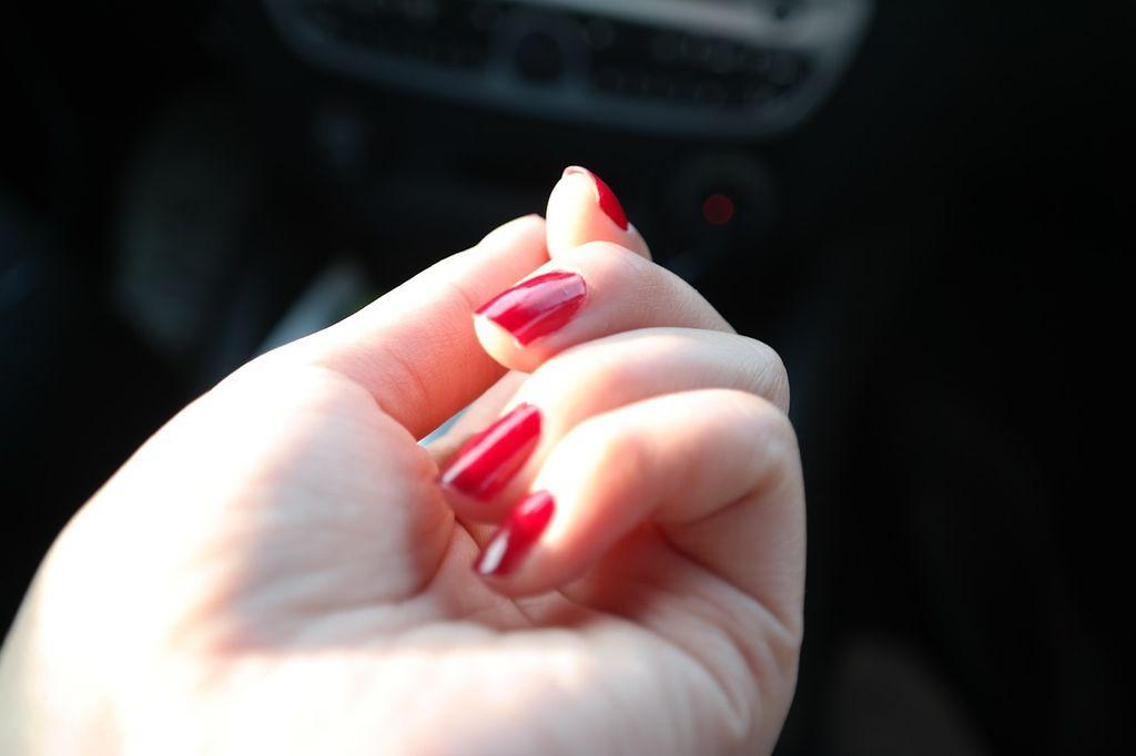 Mon secret pour des ongles plus fort