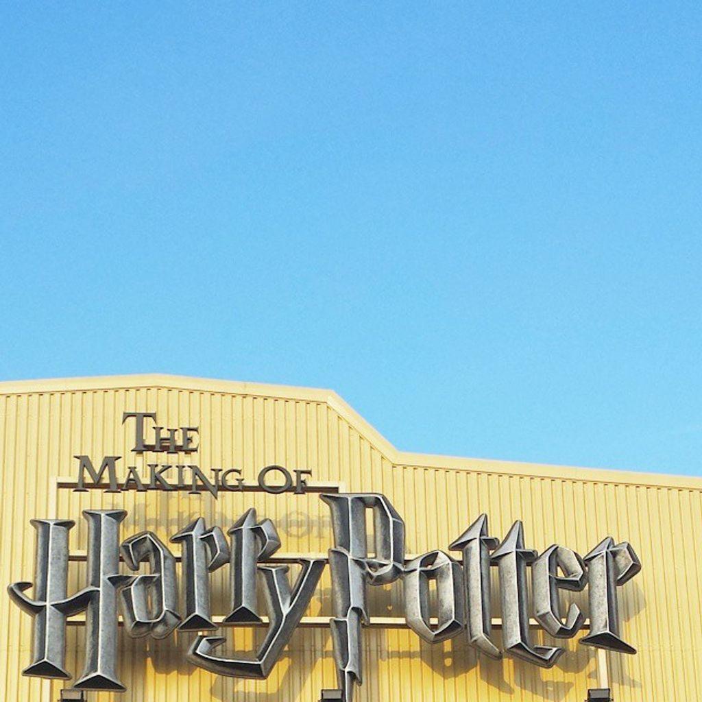Mon voyage à Londres #2 : les studios Harry Potter