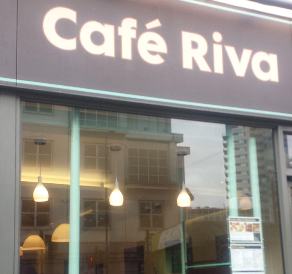 Mon voyage à Londres #3 : Le Café Riva à Borough