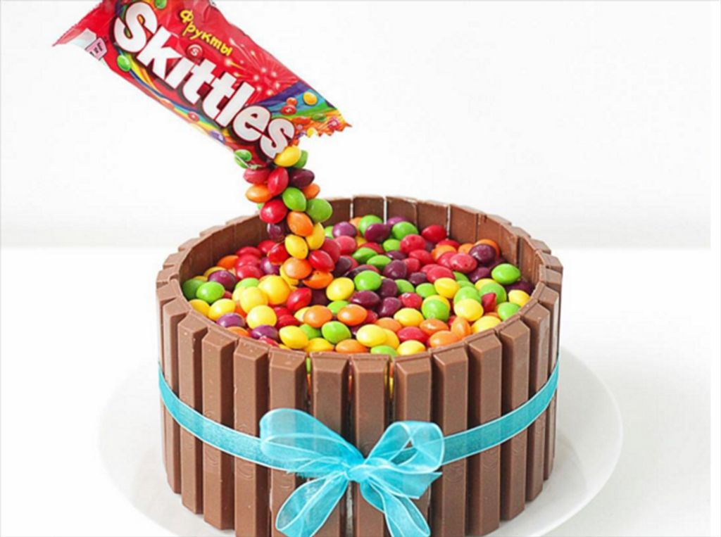 Découvrez le No Gravity Cake