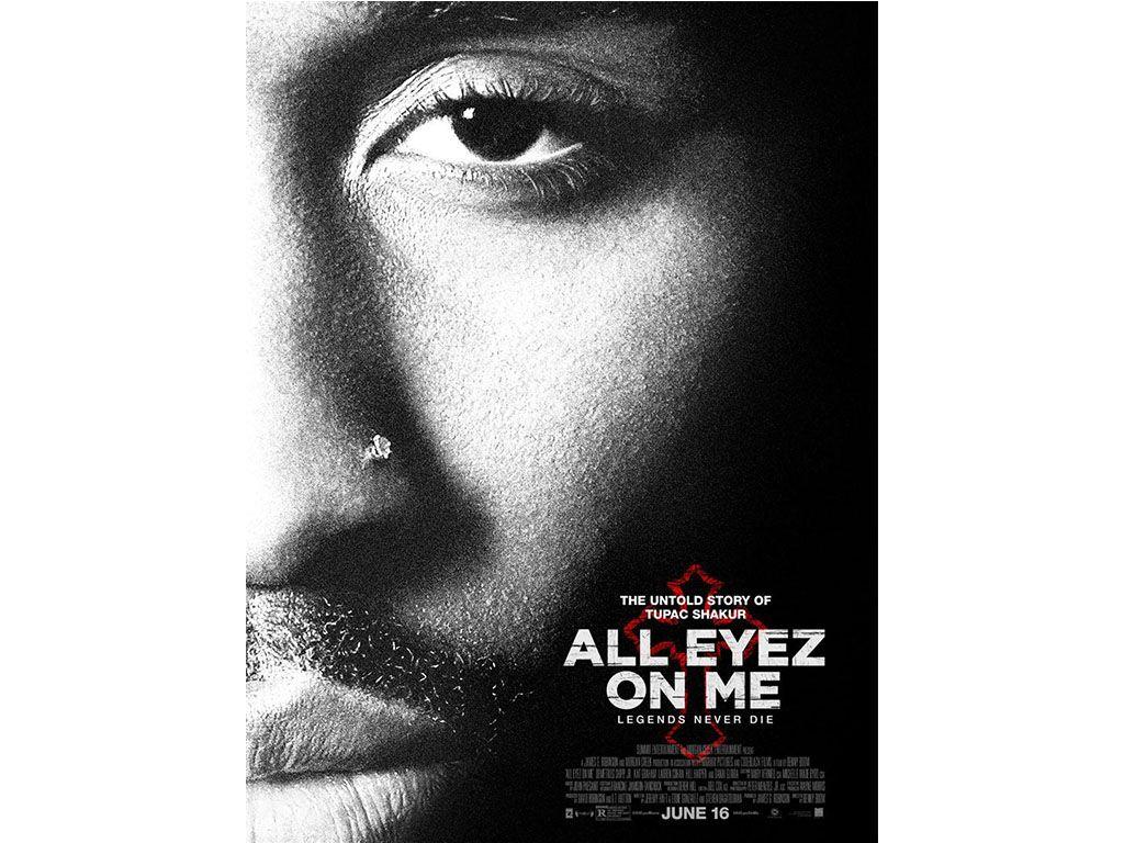 Nouveau trailer pour All Eyez On Me, le biopic sur 2Pac