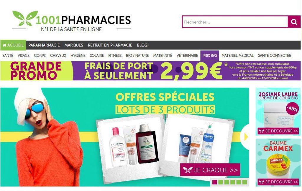 Où acheter ses produits de parapharmacies en ligne ?