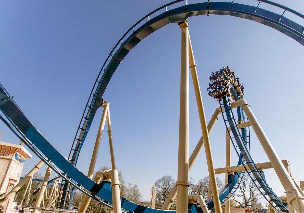 Parc Astérix : le top 5 des meilleures attractions à sensations