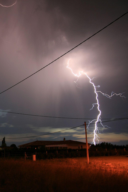 Pourquoi j'adore les nuits d'orage