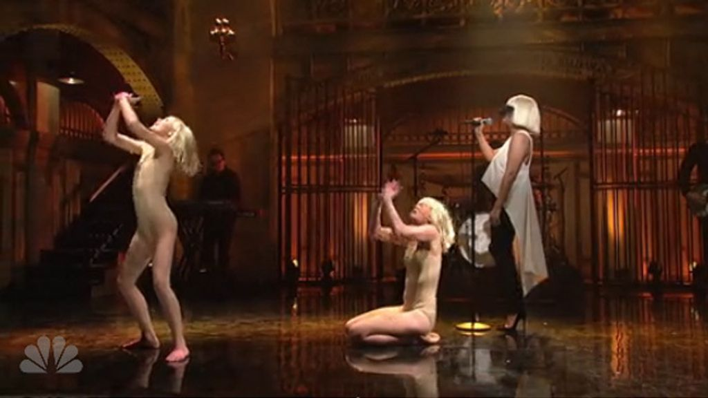 Pourquoi j'adore la performance de Sia à Saturday Night Live