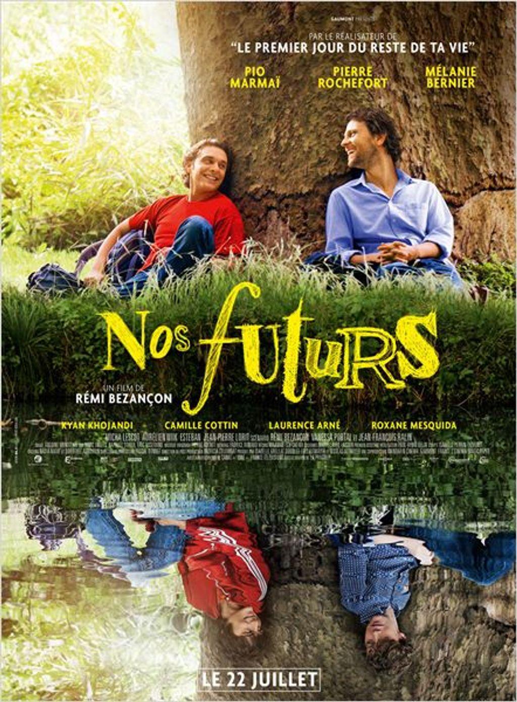 Pourquoi on ira voir « Nos Futurs », bientôt au cinéma
