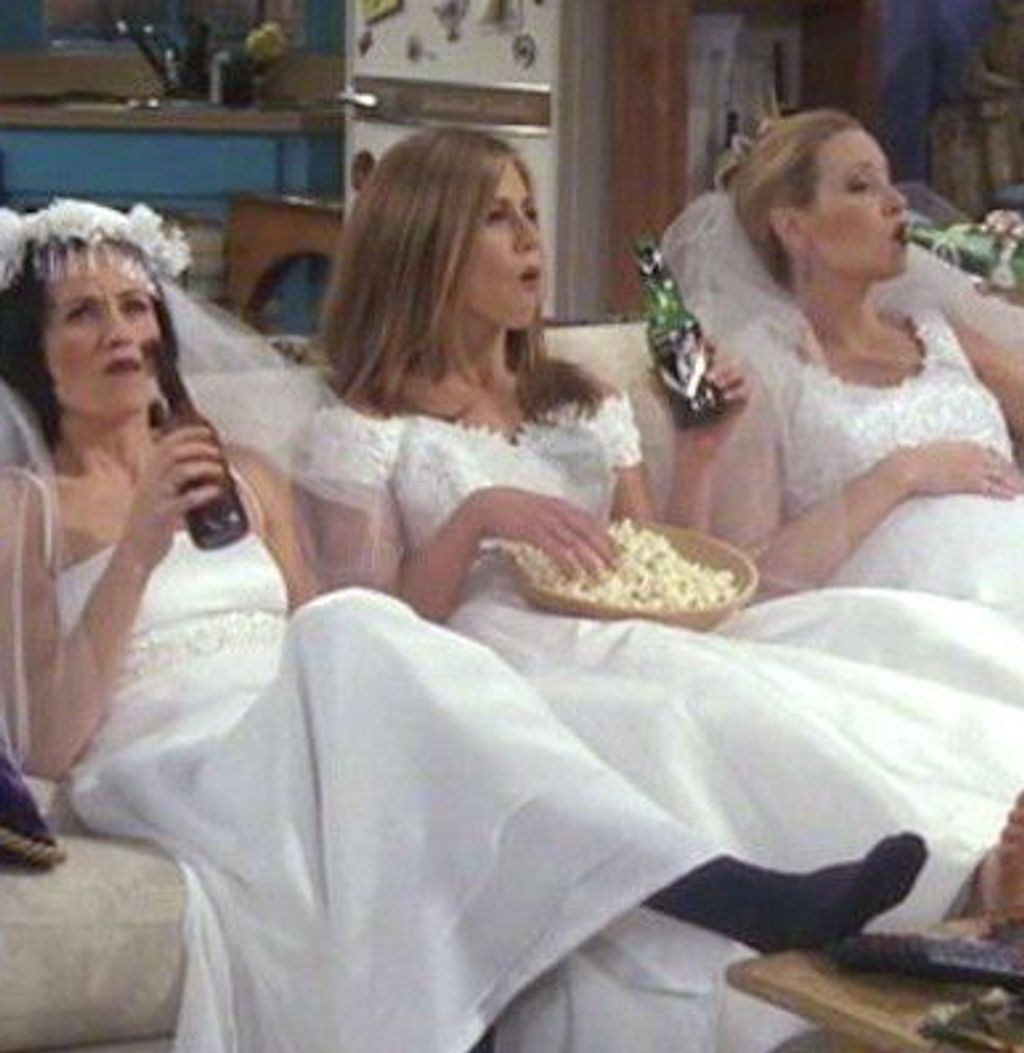 Quand tes proches commencent à se marier