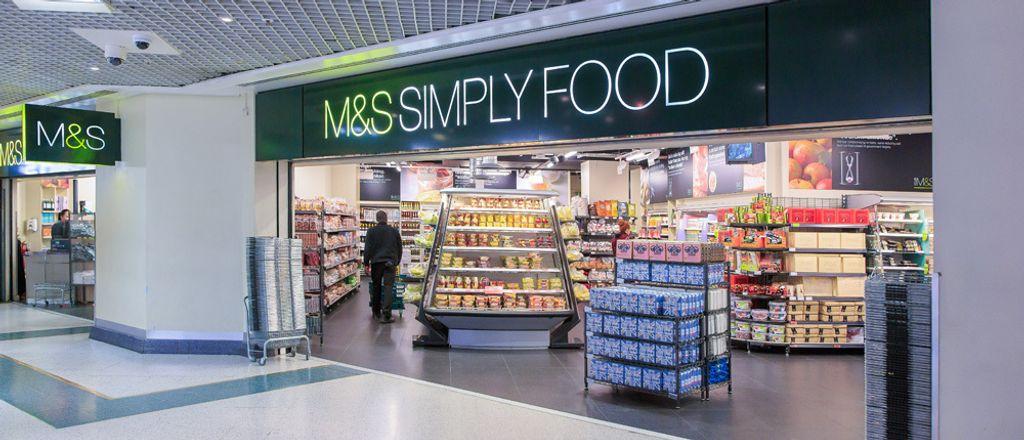 Que ramener de chez Marks & Spencer Food ?
