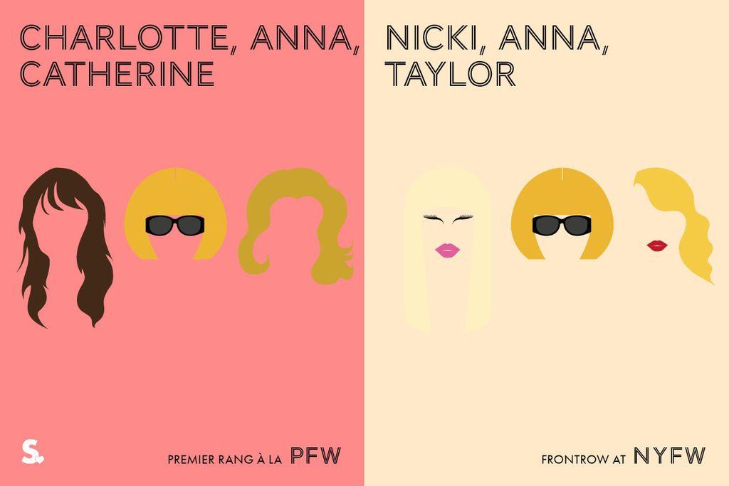 Quelles différences entre la Paris et la New York Fashion Week ?