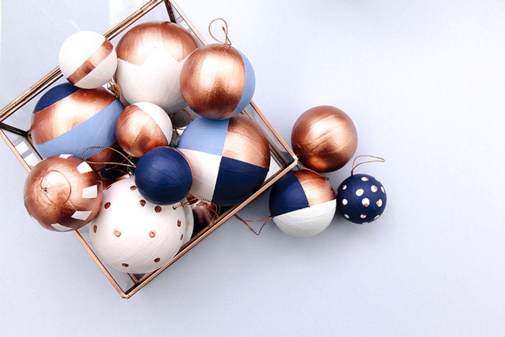 Quelques idées de déco de Noël à faire soi-même