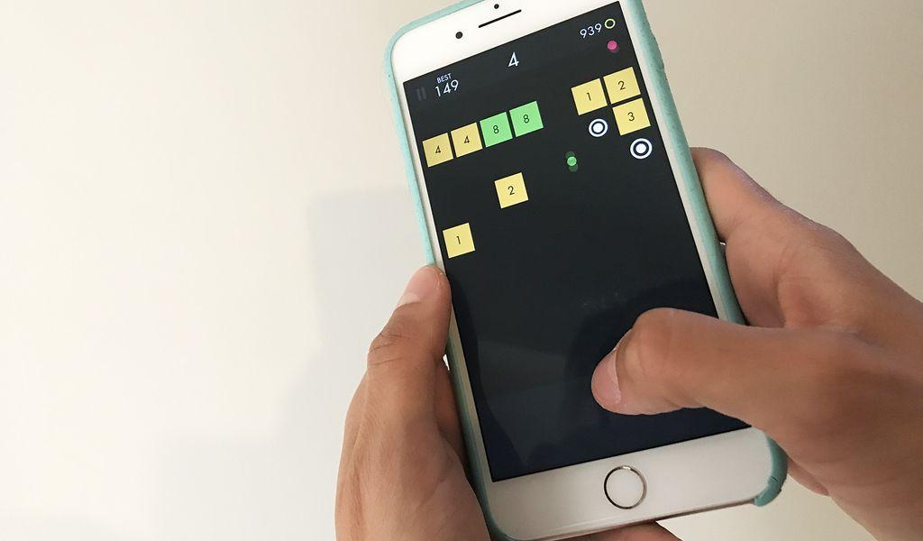 Quelques mini-jeux iPhone quand on a 5 minutes à tuer