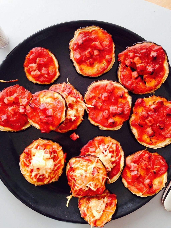 Recette : des mini pizzas diététiques pour l'apéro