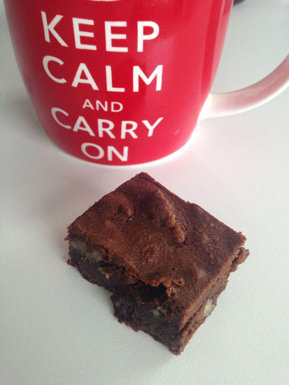 Recette : un brownie yummy