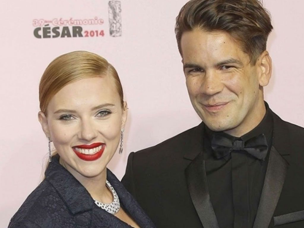 Romain Dauriac refuse de divorcer de Scarlett Johansson