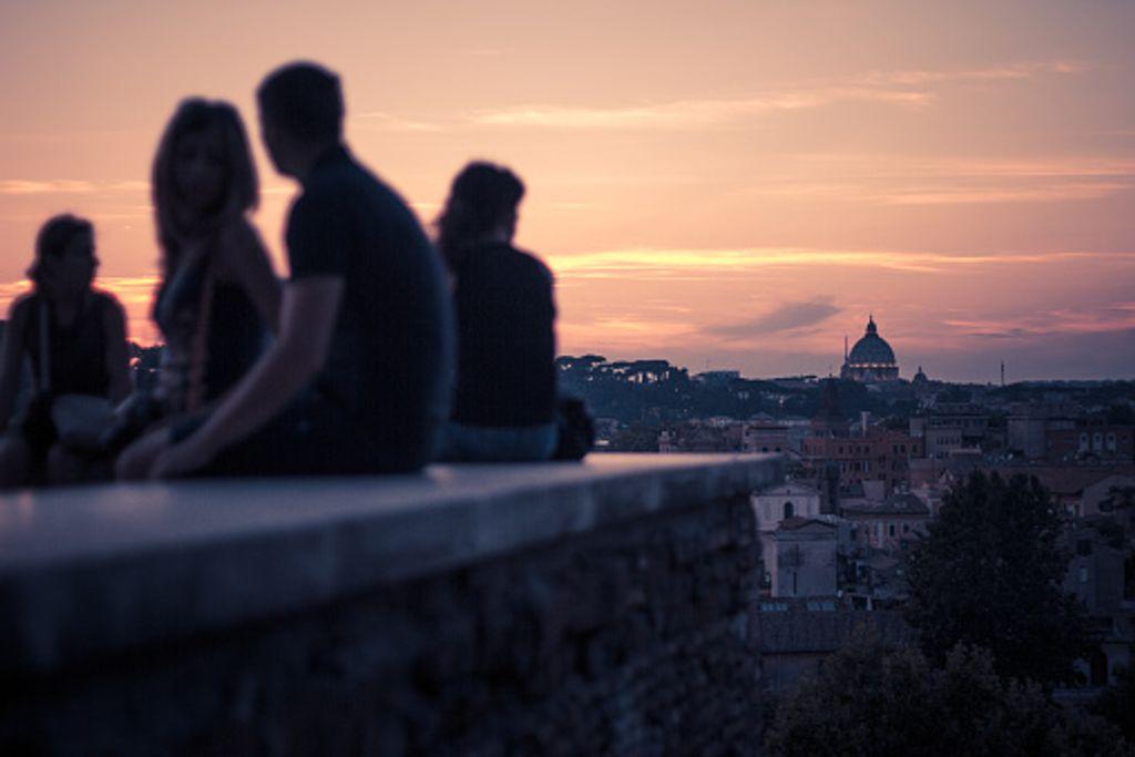 Rome : Vestiges d'un paradis charmeur et rétro