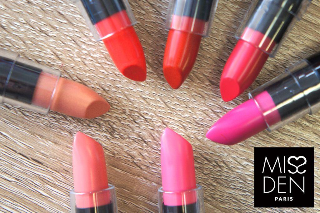 Rouges à lèvres, les tubes à shopper!