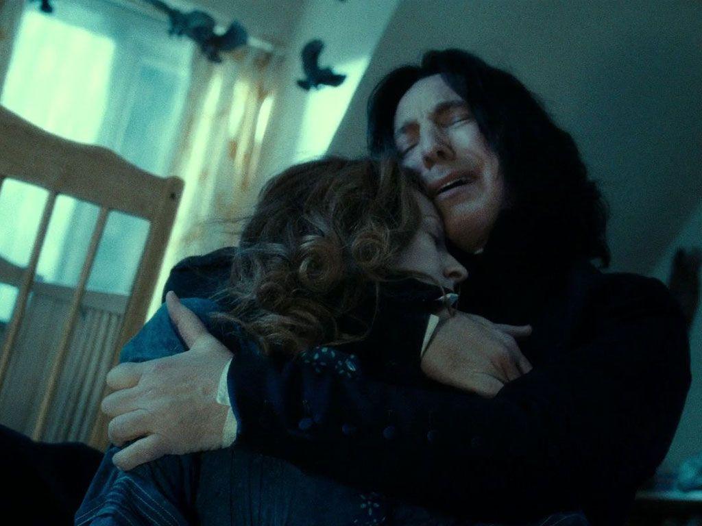 J.K. Rowling s'excuse d'avoir fait mourir Rogue !