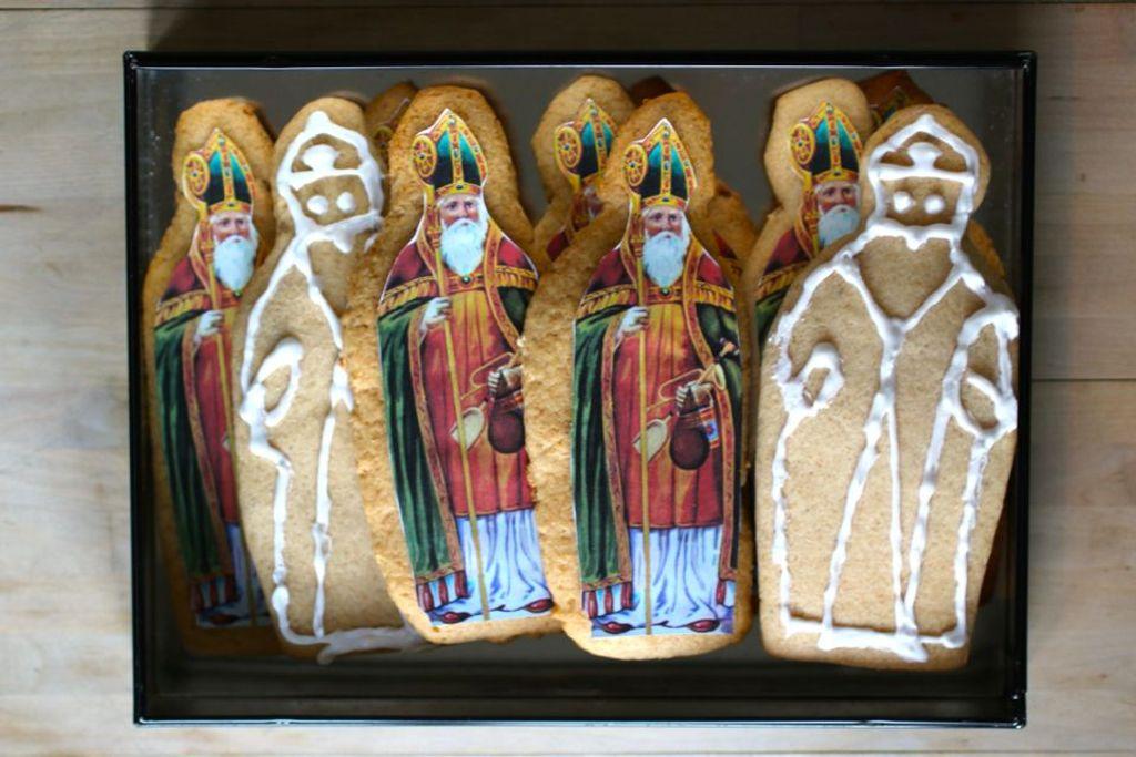 Saint Nicolas, le voyageur du 6 décembre