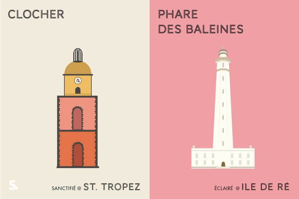 Saint-Tropez VS Ile de Ré : La battle des destinations vacances