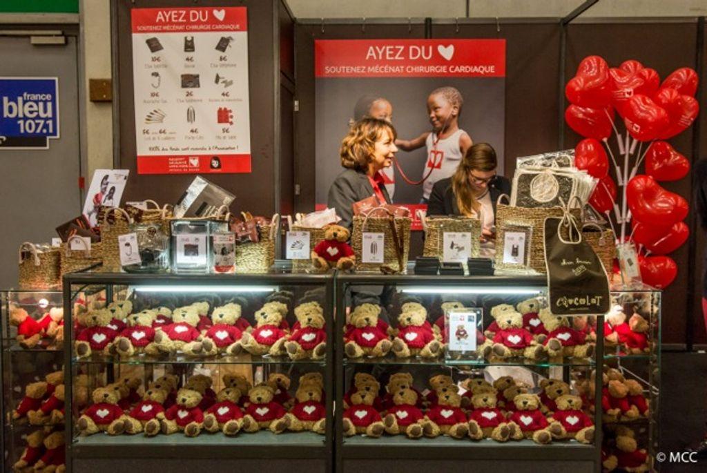 Salon du chocolat : faites un beau geste avec Mécénat Chirurgie Cardiaque !
