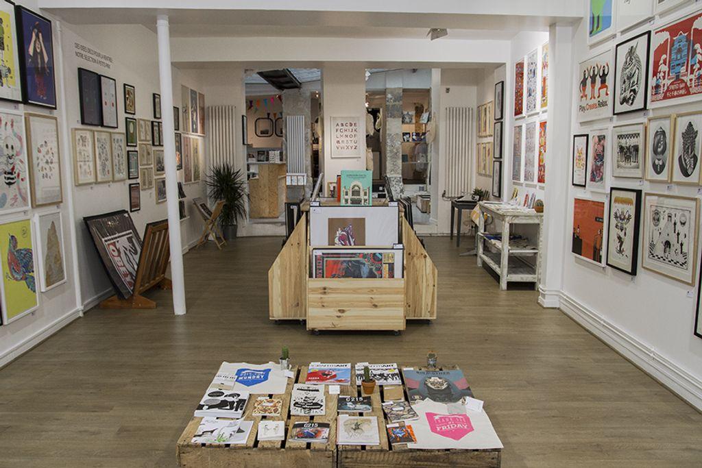 Sergeant Paper: le concept store dédié aux arts graphiques