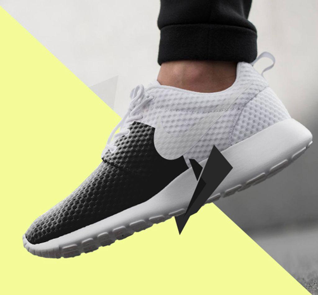 « Shift sneakers » une paire qui risque de mettre toutes les autres au placard