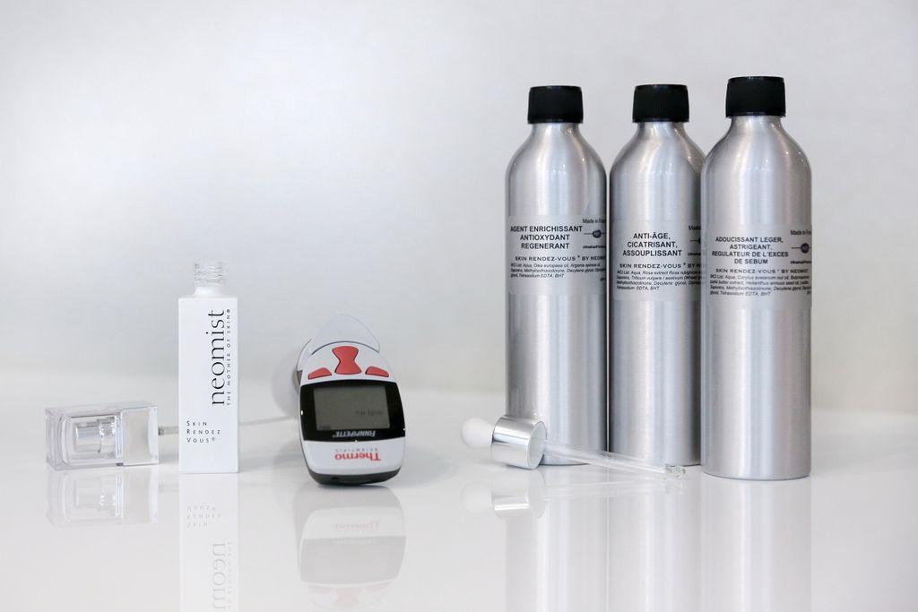 Skin Rendez-Vous : Un soin cosmétique personnalisé en quelques minutes