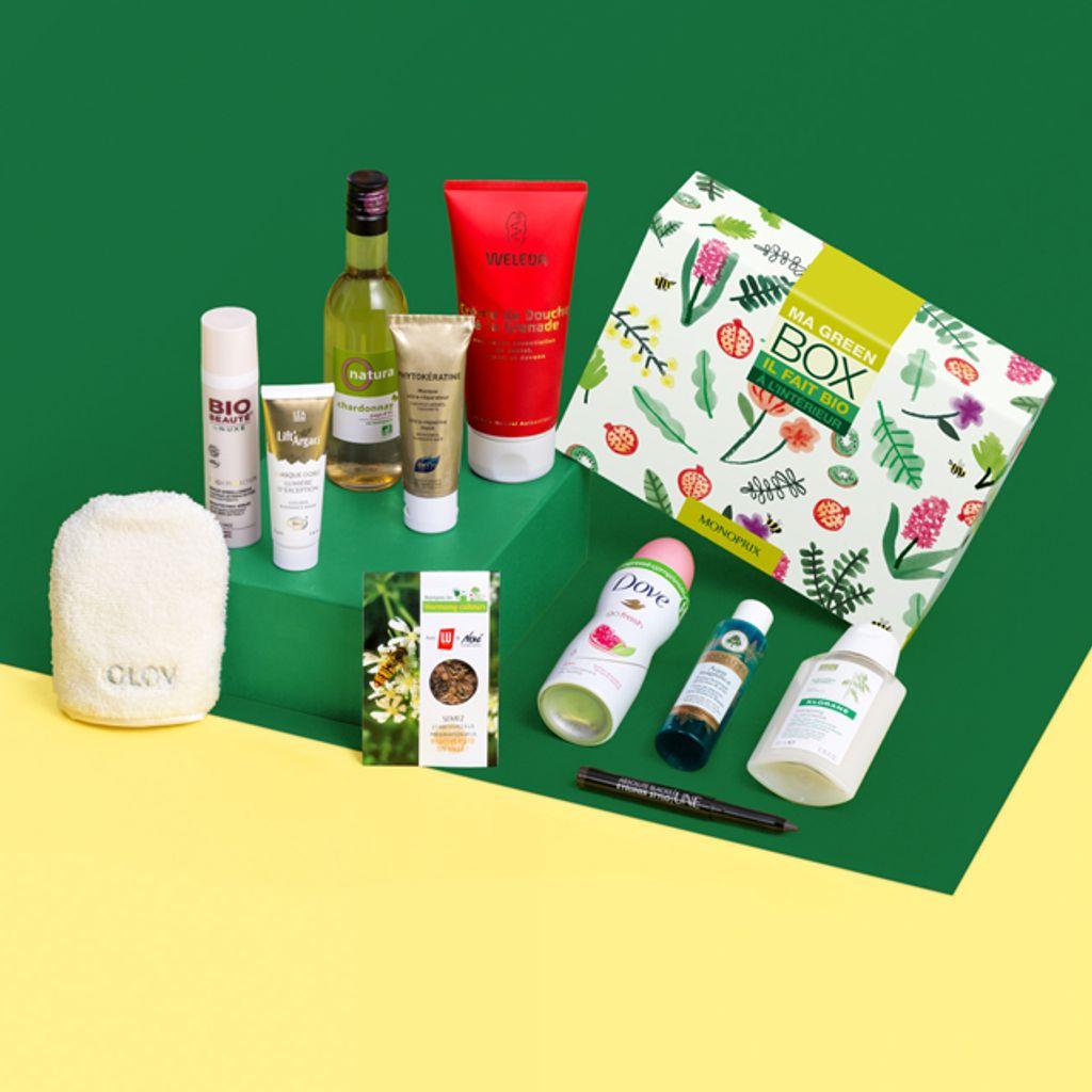 So Green, la nouvelle Monop Box !