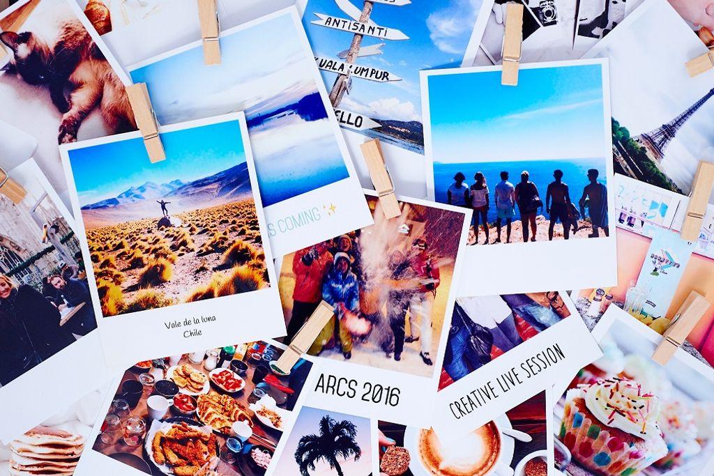 Souvenirs : imprimez vos photos en quelques clics !
