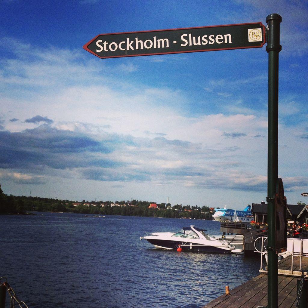 Stockholm l'étonnante !